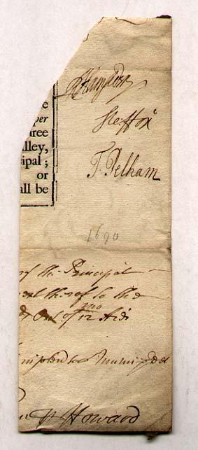 signature trumbull document jon